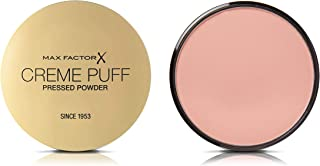 Max Factor Creme Puff, Pressed Compact Powder, 81 Truly Fair, 21 g