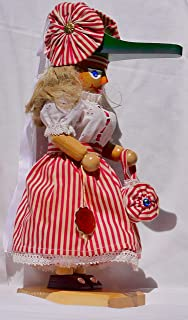 Vintage Steinbach Madame Pompadour Nutcracker #736 - RARE