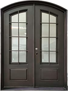 Yorktown-62x81 Eris Iron Doors