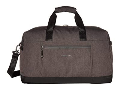 Hedgren Higher Duffel (Dark Iron) Handbags