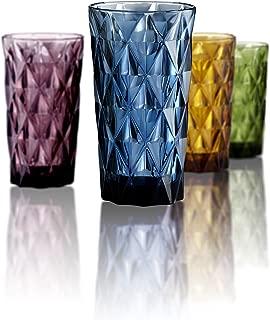 cobalt depression glassware