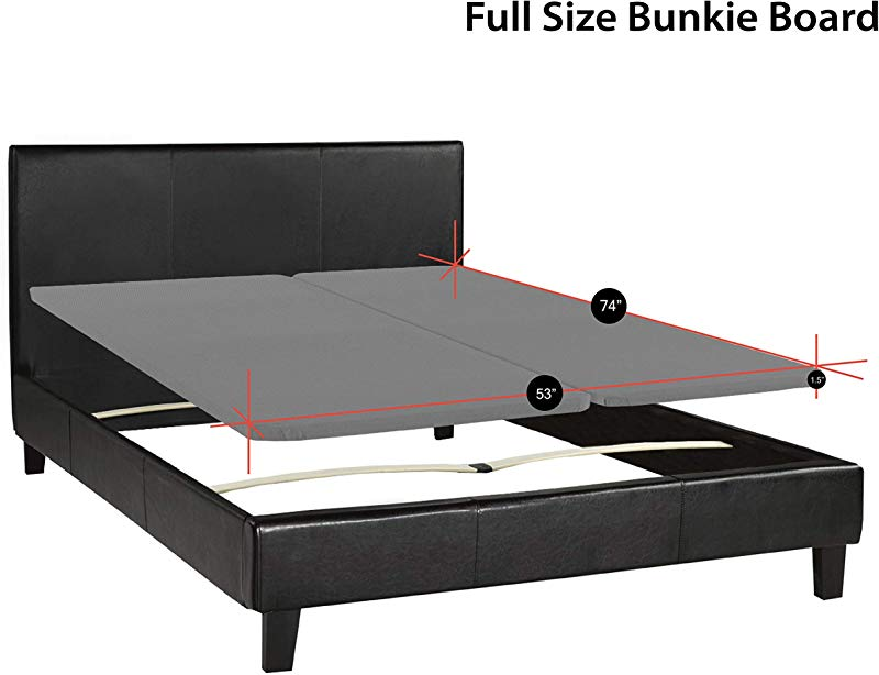 Spinal Solution 1 5 Split Foundation Bunkie Board Full Size