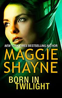 Born In Twilight & Twilight Vows/Born In Twilight/Twilight Vows (Wings in the Night Book 5)