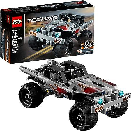 LEGO Technic Getaway Truck 42090 Building Kit (128 Pieces)