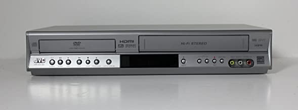 JVC HR-XVC39 DVD VCR Combo Video Cassette Player Recorder HDMI