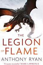 The Legion of Flame: Book Two of the Draconis Memoria (English Edition)