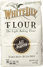 White Lily All Purpose Flour - 5 LB(80 .OZ)