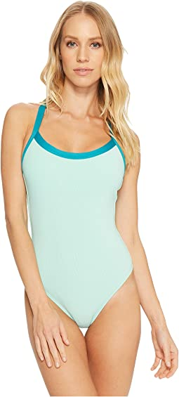 Splendid - Color Block One-Piece