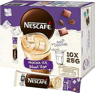 Nescafe Mocha Ice Coffee Mx 25g Sachet (10 Sachets)