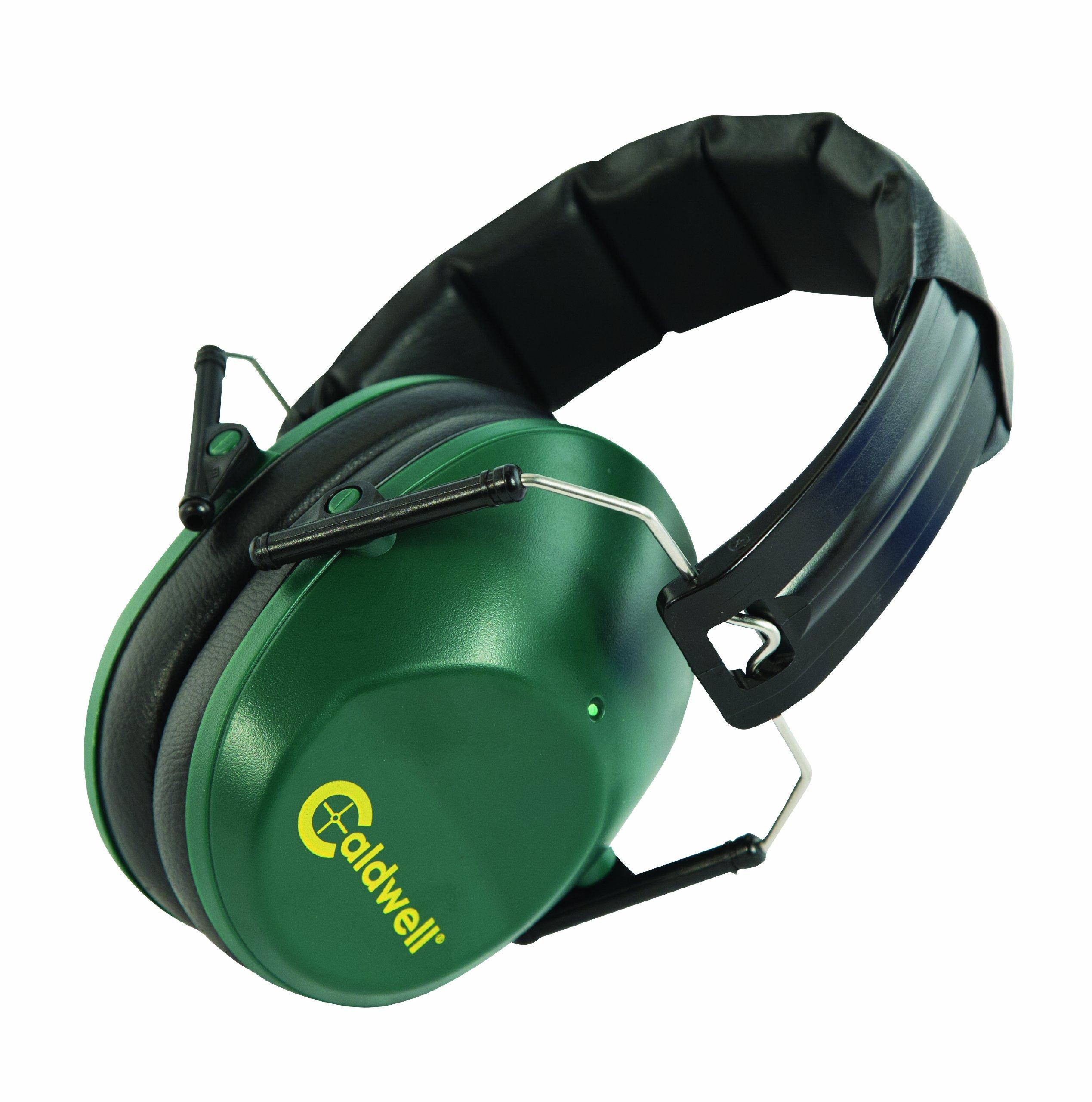 Caldwell Protection Lightweight Adjustable Earmuffs