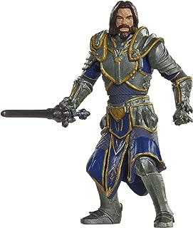 Warcraft Mini Lothar & Horde Warrior Action Figures (2 Pack)