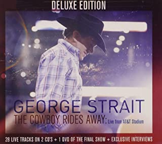 The Cowboy Rides Away: Live From At&T Stadium: Deluxe Edition (2CD+DVD)