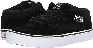 [VANS(バンズ)] メンズスニーカー?靴 Half Cab Pro Black/Black/White 7 (25cm) D - Medium [並行輸入品]