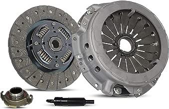 Clutch Kit Works With Kia Spectra Spectra5 Ex Lx Sx Base Hatchback Sedan 4-Door 2004-2007 2.0L 1975CC l4 GAS DOHC Naturally Aspirated