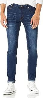 Demon&Hunter 808 Youth Series Men's Skinny Slim Jeans