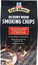 McCormick Grill Mates Barbecue Tools MC8023 Hickory Wood Smoking Chips, 144 cu. in, Brown