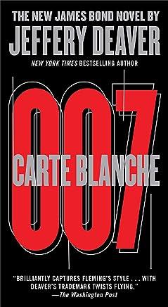 Carte Blanche: The New James Bond Novel (James Bond - Extended Series Book 37) (English Edition)