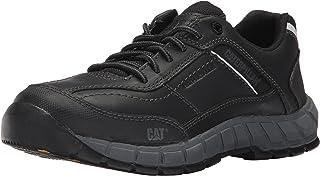 Caterpillar Men's Streamline Leather / Black Work Shoe