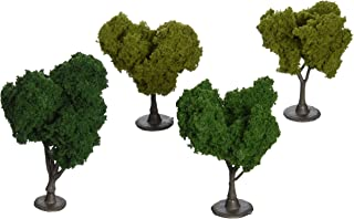 Woodland Scenics SP4150 Deciduous Tree, 2-Inch- 3-Inch, 4/Pack