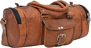Gusti Umhängetasche Leder - Liam Henkeltasche Handtasche Boardtasche Schultertasche Reisetasche Vintage Damen Leder