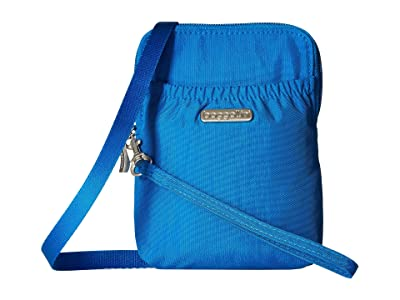 Baggallini Legacy Bryant Pouch (Director Blue) Cross Body Handbags