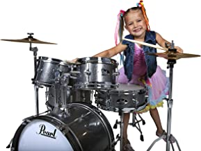 Best pearl junior drum set Reviews