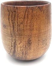 Islandoffer Japanese Wooden Tea Cup, 4 oz, 120 mL