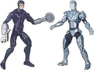 Marvel Legends Secret Wars Mechanical Masters Comic Book 2 Pack