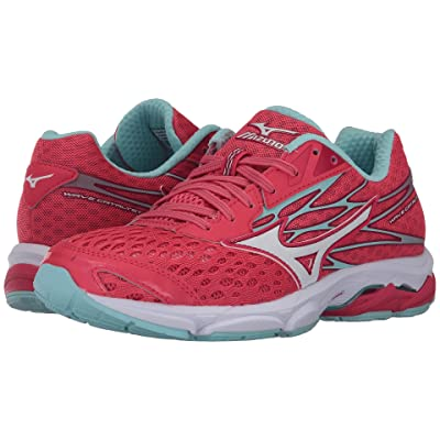 Mizuno Wave Catalyst 2 (Paradise Pink/White/Clearwater) Girls Shoes