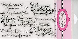 Best sympathy stamps for card making Reviews
