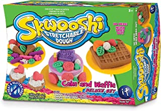 Skwooshi Dough for Cake and Waffle Deluxe Set - 3010212003N