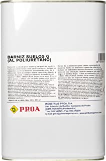 Barniz para suelos al poliuretano PROA