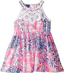 799badac5 Little Kinley Dress (Toddler/Little Kids/Big Kids). Lilly Pulitzer Kids
