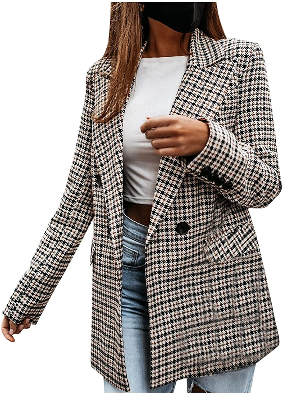Women's Classic Denim Jean Jacket Vintage Button Down Distressed Short Crop Jackets Coat with Pocket Outwear