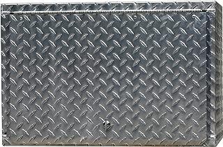 Pit Posse 24 Inch Diamond Plate Overhead Cabinet