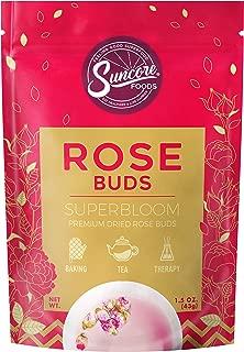 Suncore Foods - Premium Dried Rose Buds Superbloom