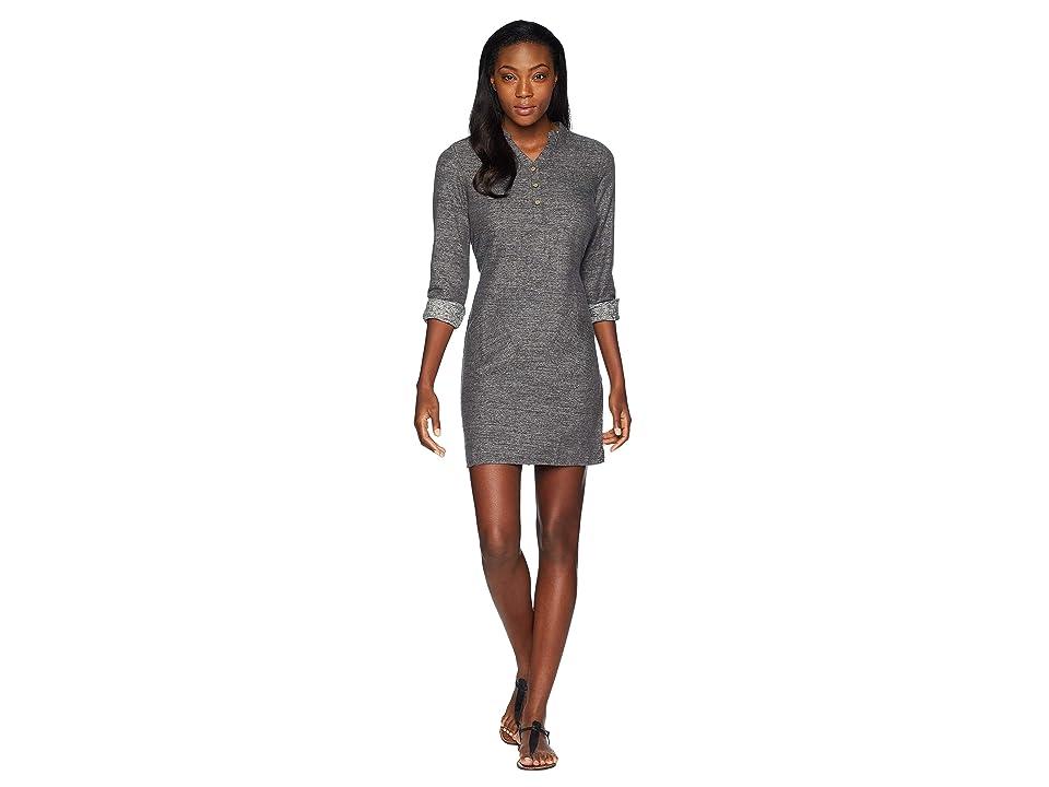 tentree Comox Dress (Meteorite) Women