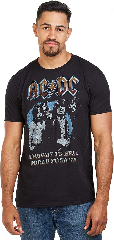 AC/DC ACDC-Highway World Tour 79'