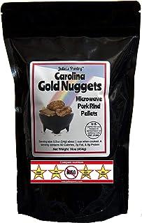 Carolina Gold Nuggets Microwave Pork Puffies Bake-N-Puffs, Original, 16 Ounce