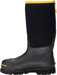 Dryshod Steel-Toe Hi Mens Foam Work Boots