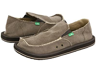 Sanuk Vagabond (Brown) Men