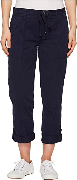 LAUREN Ralph Lauren - Drawstring Chino Cargo Pants