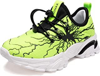 BRONAX Chaussure de Course Sport Running Shoes Competition