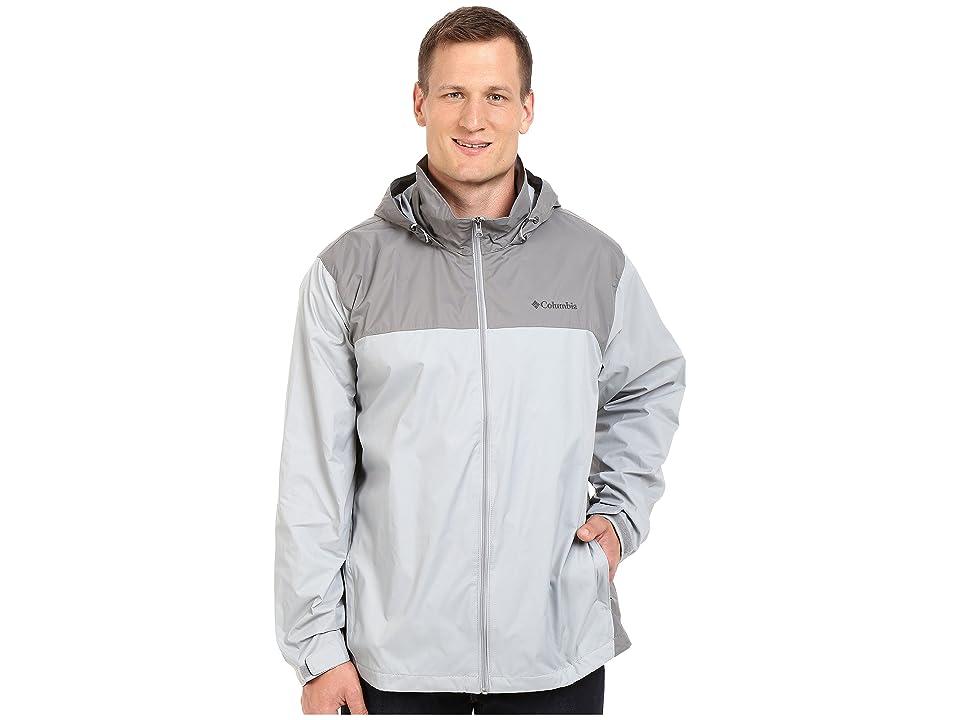 Columbia Big Tall Glennaker Laketm Jacket (Columbia Grey/Boulder) Men