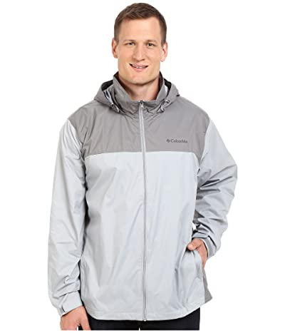 Columbia Big Tall Glennaker Laketm Jacket (Columbia Grey/Boulder) Men