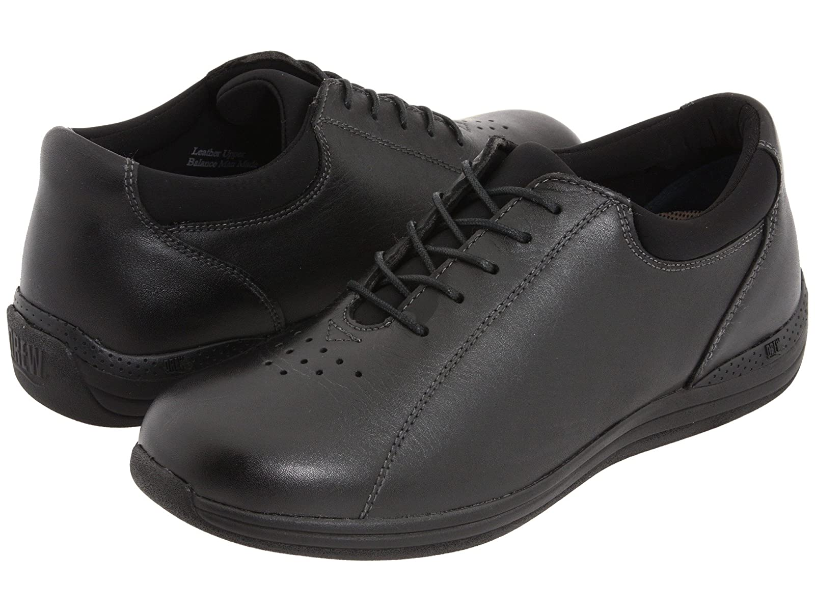 Drew TulipAtmospheric grades have affordable shoes