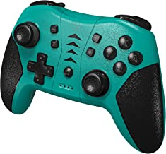 Switch Controller, OLCLSS Wireless Switch Pro Controller for Nintenndo Switch/Switch Lite/ PS3/ PC with 650mAh Built-in Battery, Supports Gyro Axis, Turbo and Dual Vibration