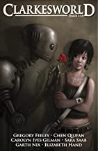 Clarkesworld Magazine issue 115