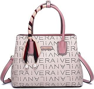 Cooserry Satchel Purse Handbags for Women Top-Handle Shoulder Bags with Adjustable Shoulder Strap