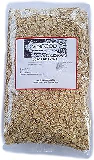 comprar comparacion VidiFood Copos de avena Cereal - 1 kg